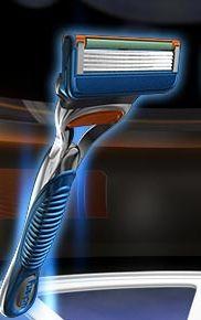 5-Blade Gillette